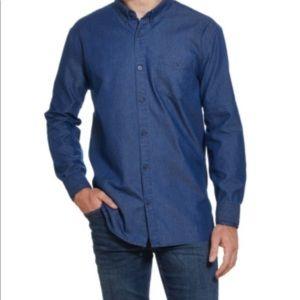 Weatherproof Vintage Men's Denim Shirt